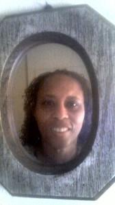 yvette in the mirror