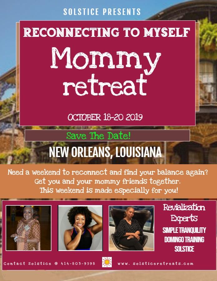Mommy Retreat 1